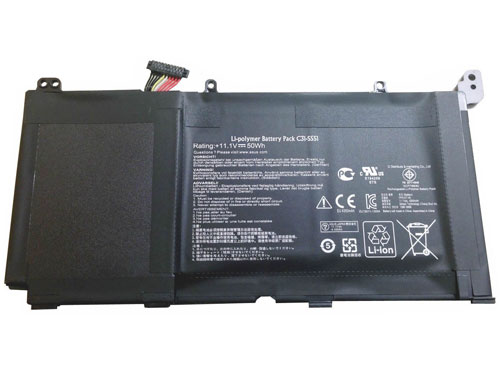 Compatible Batterie PC portable asus  for 3ICP7/65/80