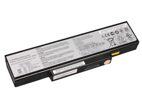 Compatible Batterie PC portable ASUS  for N73Jf