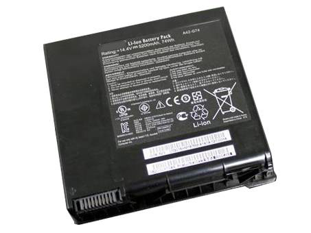 Compatible Batterie PC portable asus  for G74SX-A1