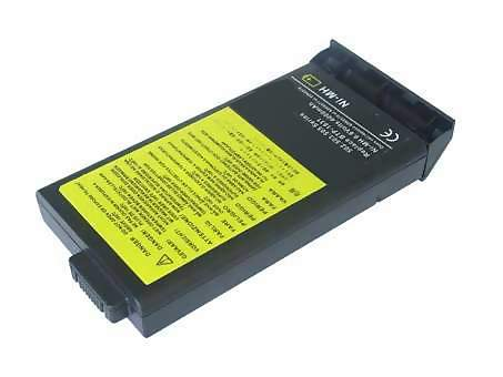 Compatible Batterie PC portable IBM  for 02K6563