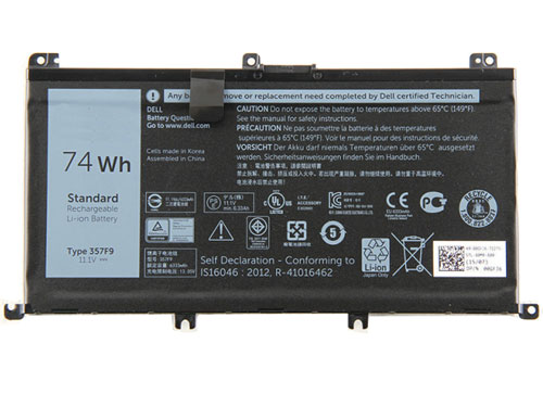 Compatible Batterie PC portable DELL  for INS15PD1548B