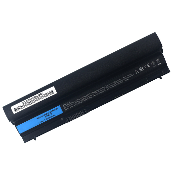 Compatible Batterie PC portable Dell  for K4CP5