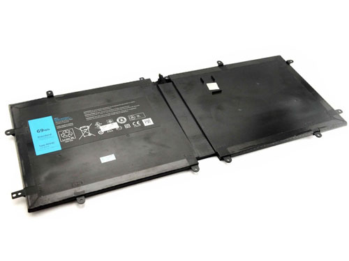 Compatible Batterie PC portable DELL  for 63FK6
