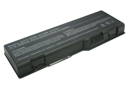 Compatible Batterie PC portable dell  for Inspiron XPS Gen 2