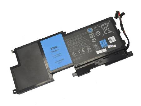 Compatible Batterie PC portable dell  for W0Y6W