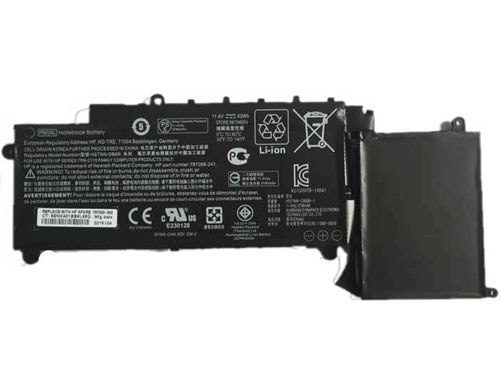 Compatible Batterie PC portable HP  for 787520-005
