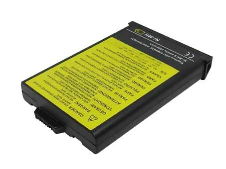 Compatible Batterie PC portable IBM  for ThinkPad i  ThinkPad i1500 Model: 2651-XXX