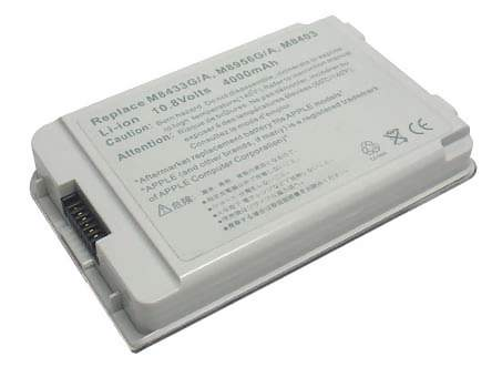 Compatible Batterie PC portable APPLE  for M8433G/A