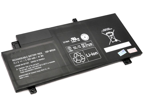 Compatible Batterie PC portable sony  for VGP-BPL34