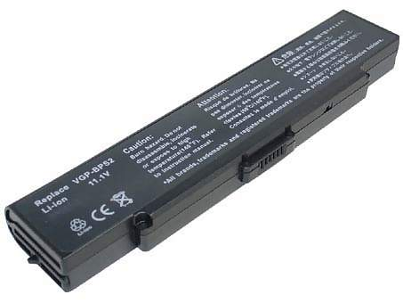 Compatible Batterie PC portable SONY  for VAIO PCG-6C1N
