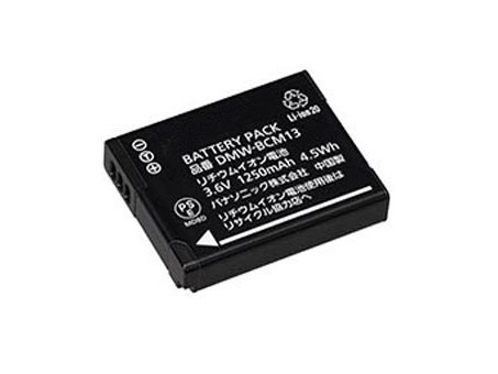 Compatible Batterie Compatible pour Appareil Photo Numérique PANASONIC  for Lumix DMC-FT5S