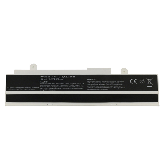Compatible Batterie PC portable Asus  for Eee-PC-1015PW