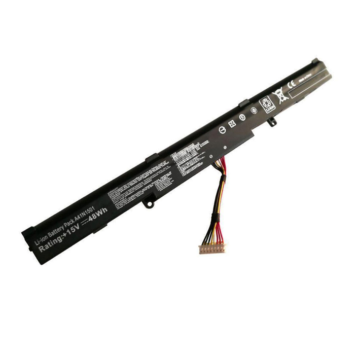 Compatible Batterie PC portable ASUS  for N752V-Series