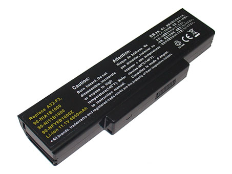 Compatible Batterie PC portable ASUS  for F3H