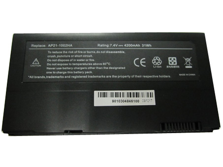 Compatible Batterie PC portable ASUS  for Eee PC S101H-BLK042X