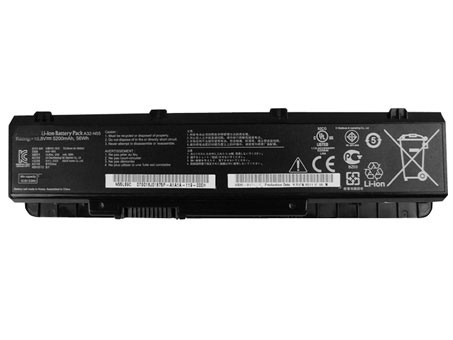 Compatible Batterie PC portable asus  for 07G016HY1875