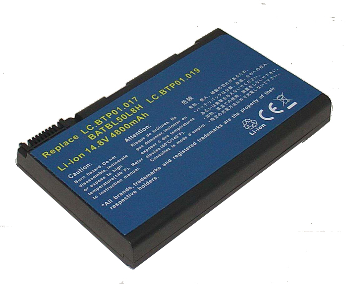 Compatible Batterie PC portable acer  for BT.00803.015