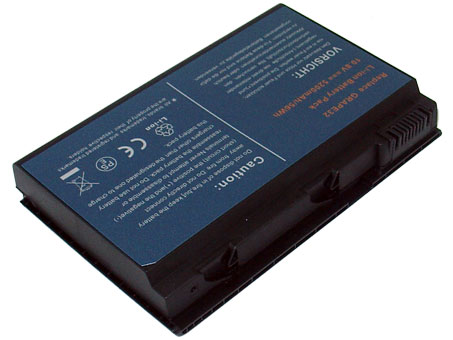 Compatible Batterie PC portable acer  for BT.00604.026