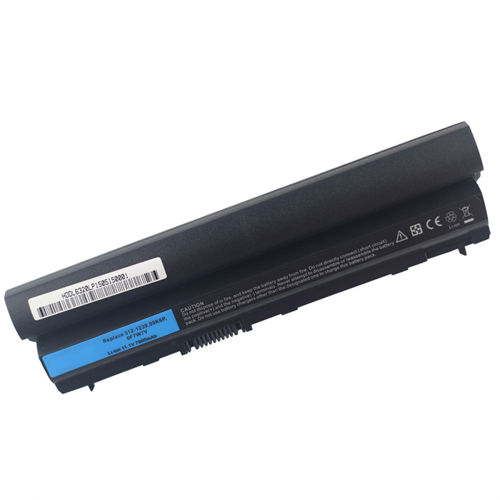 Compatible Batterie PC portable DELL  for 312-1239