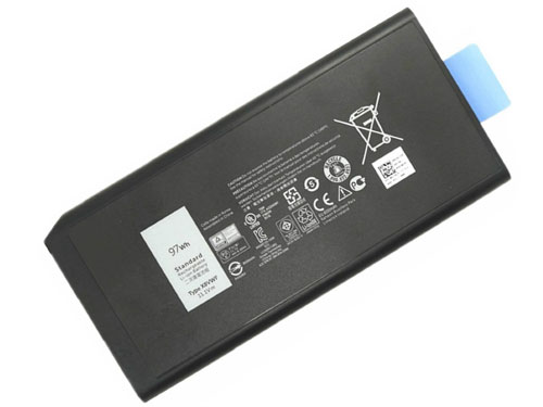 Compatible Batterie PC portable Dell  for 45112187