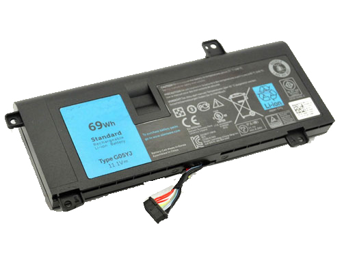 Compatible Batterie PC portable dell  for ALW14D-1728