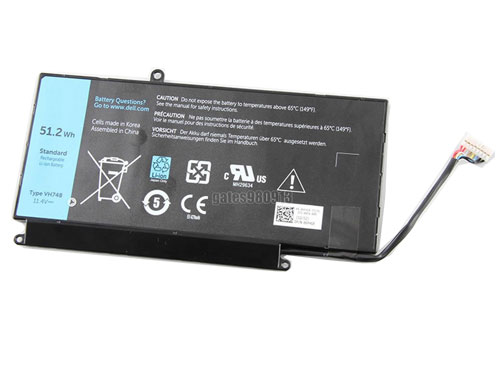 Compatible Batterie PC portable dell  for VH748