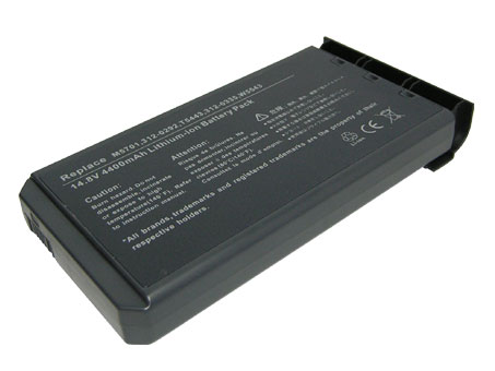 Compatible Batterie PC portable NEC  for 312-0292