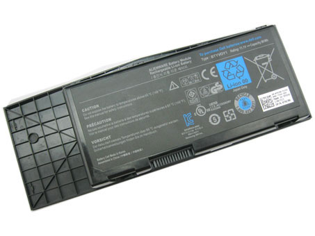 Compatible Batterie PC portable dell  for Alienware M17x R3 Series