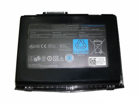 Compatible Batterie PC portable dell  for BTYAVG1