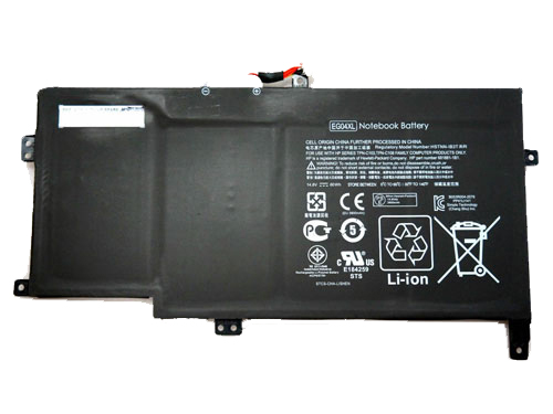 Compatible Batterie PC portable hp  for TPN-C108