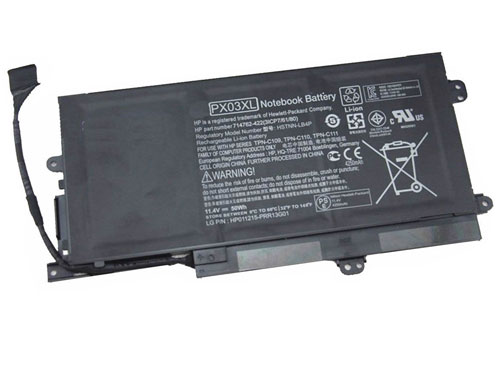 Compatible Batterie PC portable HP  for PX03XL