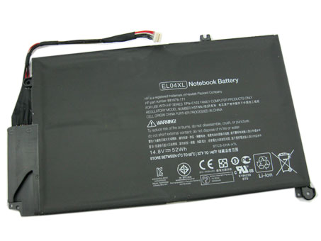 Compatible Batterie PC portable HP  for EL04