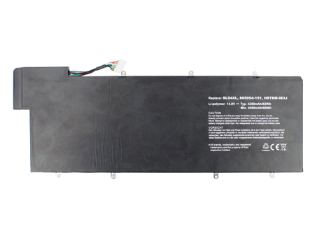 Compatible Batterie PC portable hp  for 665054-151