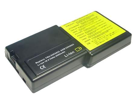 Compatible Batterie PC portable IBM  for 02K6822