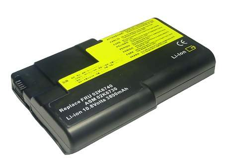 Compatible Batterie PC portable IBM  for ThinkPad A22e-2655 Series