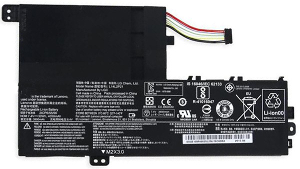 Remplacement Batterie PC PortablePour LENOVO Yoga 510 14AST(80S9002MGE)