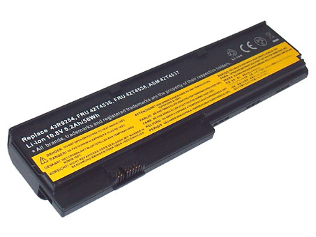 Compatible Batterie PC portable LENOVO  for ThinkPad X201