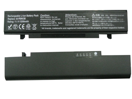 Compatible Batterie PC portable SAMSUNG  for np-r519