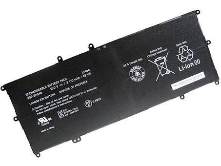 Compatible Batterie PC portable SONY  for Vaio-Flip-14A