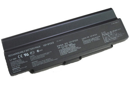Compatible Batterie PC portable SONY  for SONY VAIO VGN-AR6