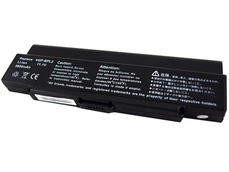 Compatible Batterie PC portable SONY  for VGP-BPS2A