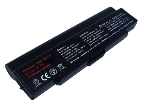 Compatible Batterie PC portable sony  for VGP-BPS9B