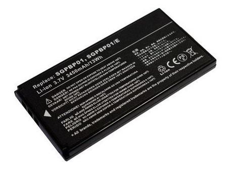 Compatible Batterie PC portable sony  for SGPT211US/S