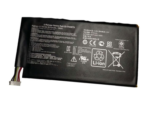 Compatible batterie tablette ASUS  for Transformer-Pad-TF500T