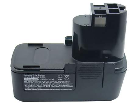 Compatible Batterie Compatible pour Outillage Electro-Portati BOSCH  for GSR 9.6 VE-2