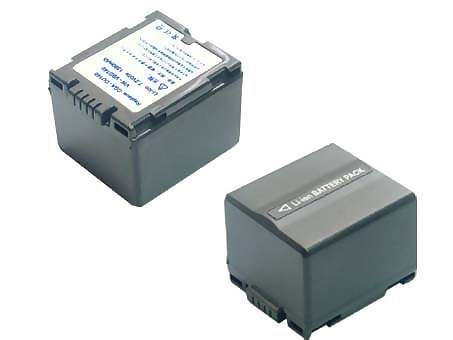 Compatible Batterie Compatible pour Caméscope HITACHI  for DZ-HS301SW